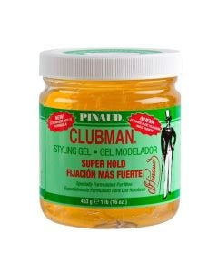 Clubman Pinaud Super Hold Styling Gel