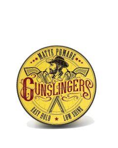 Gunslingers Matte Pomade 50 Ml