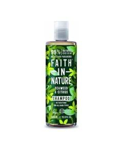Faith in Nature Shampoo Seaweed & Citrus 400 Ml
