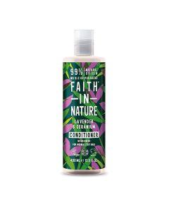 Faith in Nature Conditioner Lavender & Geranium 400 Ml
