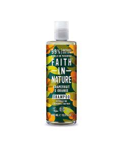 Faith in Nature Shampoo Grapefruit & Orange 400 Ml