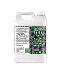 Faith in Nature Conditioner Lavender & Geranium - Refill 5 L