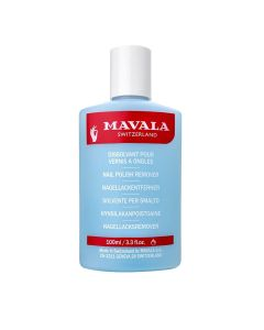 Mavala Nail Polish Remover Blue 100 Ml