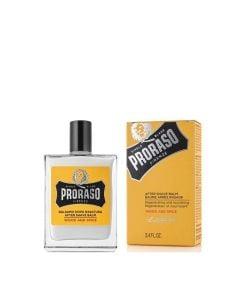 Proraso Aftershave Balsem Wood & Spice 100 Ml