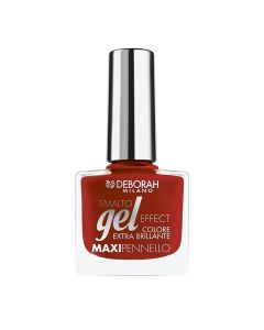 Deborah Milano Gel Effect Nail Enamel 07 My Red