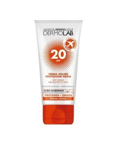 Dermolab Travel Size Sun Cream Spf 20