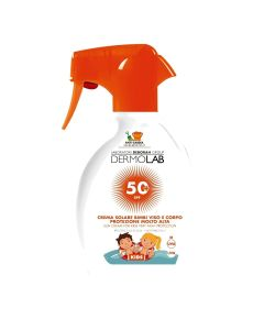 Dermolab  Sun Cream For Kids Spf 50+ Spray 250 Ml