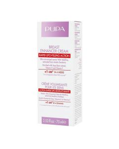 Pupa Breast Enhancer 4 Week Rapid Action 75 Ml