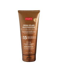 Pupa Multifunction Sunscreen Cream Spf 15 200 Ml
