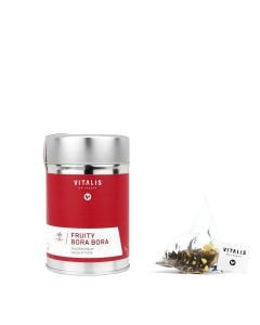 Team Dr. Joseph Fruity Bora Bora Fruit Tea 12 Pyramid Filter (Can)