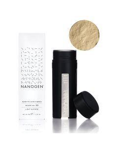 Nanogen Fiber Licht Blond (Light Blonde) 30 G