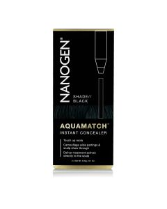 Nanogen Aquamatch Zwart Black 2X 3.94 G