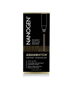 Nanogen Aquamatch Medium Bruin Medium Brown 2X 3.94 G