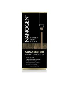 Nanogen Aquamatch Licht Bruin Light Brown 2X 3.94 G