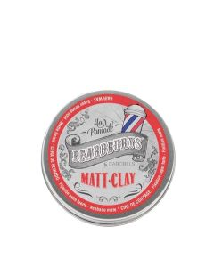 Beardburys Pomade Matte Clay 100 Ml