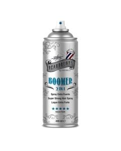 Beardburys Boomer Hairspray 2-In-1 400 Ml