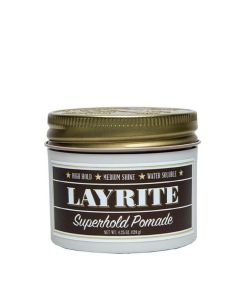 Layrite Superhold Pomade 120 Gr