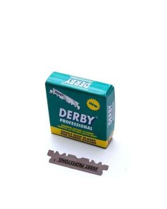 Derby Single Edge Blades Voor Shavette 100 Pcs