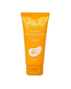 Dr. Tadlea Cosmetica All Day Sun Protection Cream High Spf 40 100 Ml