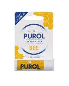Purol Bee Lipbalsem Stick 4.8 g
