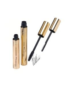 Christian Faye Superb Duo Mascara + Eyebrow Gel Clear