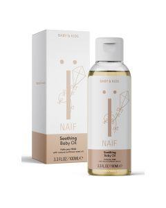Naif Soothing Baby Oil 100 Ml
