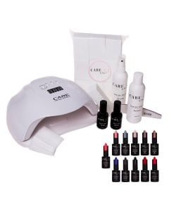 Care By Bema The Gel Polish Complete Collection - 11 Colors