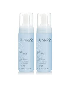 Thalgo Foaming Micellar Cleansing Lotion Duo Pack
