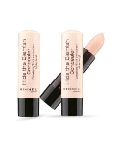 Rimmel Hide The Blemish Concealer 105 Golden Beige Duo Pack