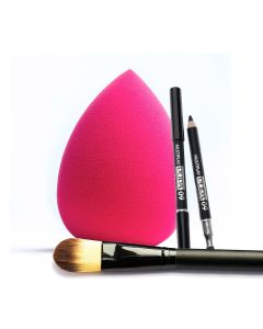 Make-Up Blender & Brush Foundation & Pupa Multiplay Mini 09