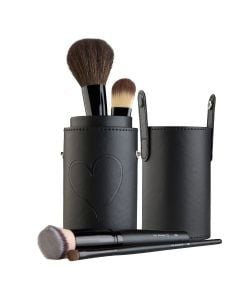 The Brush Collection mit Pinsel Case