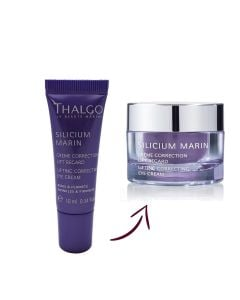 Thalgo Silicium Lifting Correcting Eye Cream Travel Size 10ML