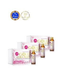 Gold Collagen Pure 3-Pack