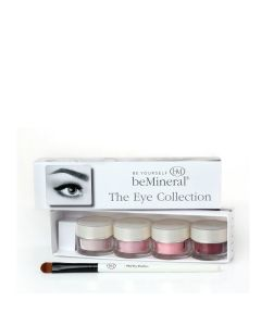 beMineral The Eye Collection Kit - Pink