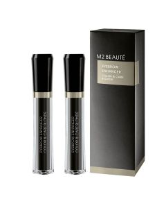 M2 Beauté Eyebrow Enhancer Color & Care Blonde 6 Ml Duo Pack