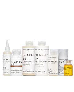 Olaplex Complete Hair Routine Set No. 0 & No.3 t/m 8