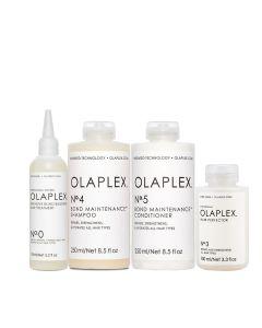 Olaplex Restructure Hair Set No. 0, 3, 4, & 5