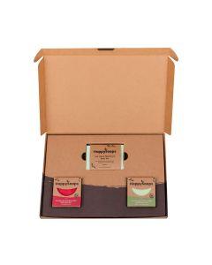 HappySoaps Plasticvrije Verzorging Giftbox - Herbs & Spices Medium