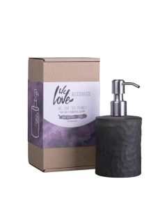 We Love The Planet Ceramic Soap Dispenser Stone
