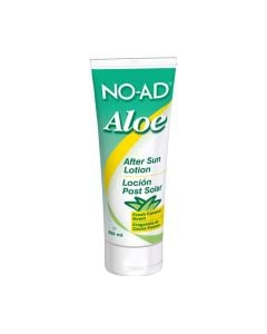 NO-AD Aftersun Aloe Lotion 250 Ml