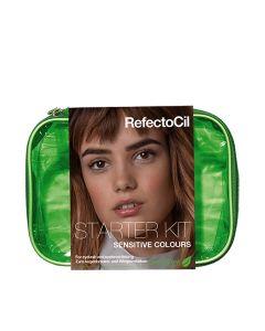 Refectocil Starter Kit Sensitive Colours