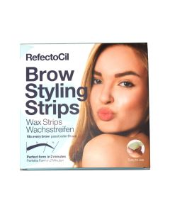 Refectocil Brow Styling Strips 20 Applications