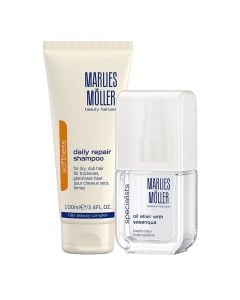 Marlies Möller Oil Elixir With Sasanqua Set