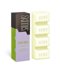 Skinnies Acne Bar Coconut 100 g
