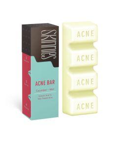 Skinnies Acne Bar Cucumber & Mint 100 g