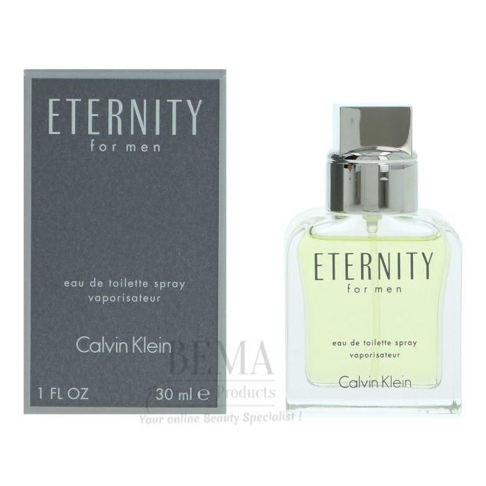 Calvin Klein Eternity For Men Eau De Toilette 30 Ml Beautyfashionshop De
