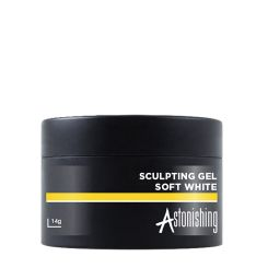 Astonishing Sculpting Gel Soft White 14 Gr