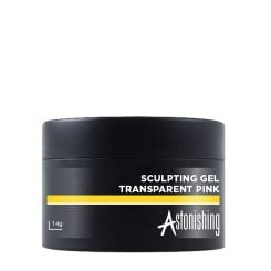 Astonishing Sculpting Gel Transp. Pink 14 Gr