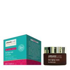 Arganicare Anti Aging Cream For All Skin Types 50 Ml