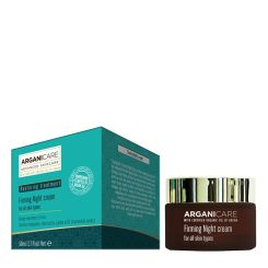 Arganicare Firming Night Cream For All Skin Types 50 Ml